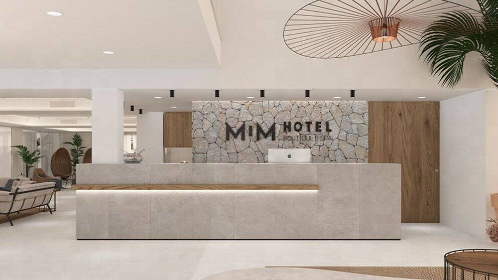 Hotel de Messi. Foto: Reprodução