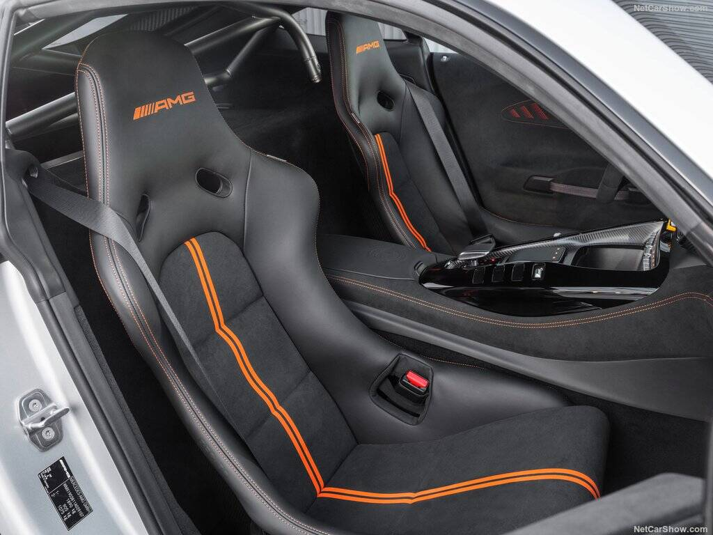 Foto: Mercedes-Benz AMG GT Black Series