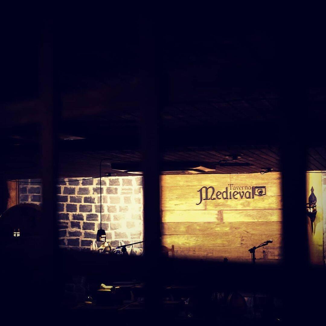 Taverna Medieval. Foto: Reprodução/Instagram