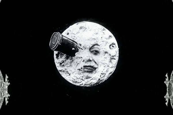 Viagem À Lua (1902). Foto: Reprodução