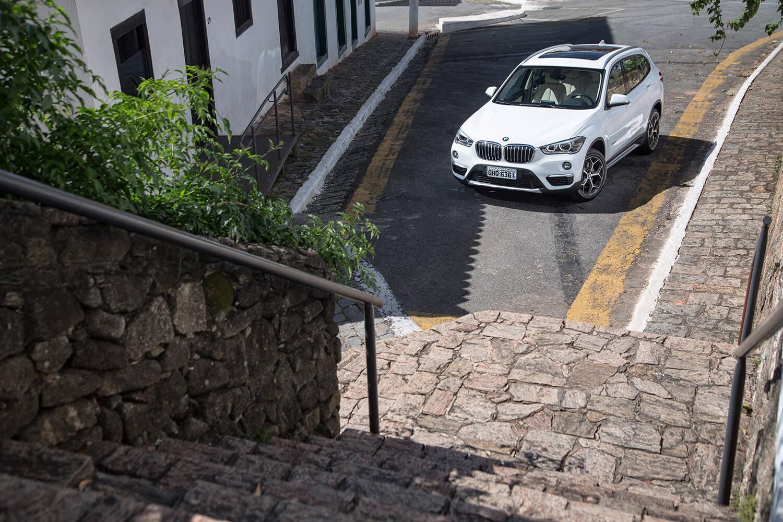 BMW X1. Foto: Divulgação