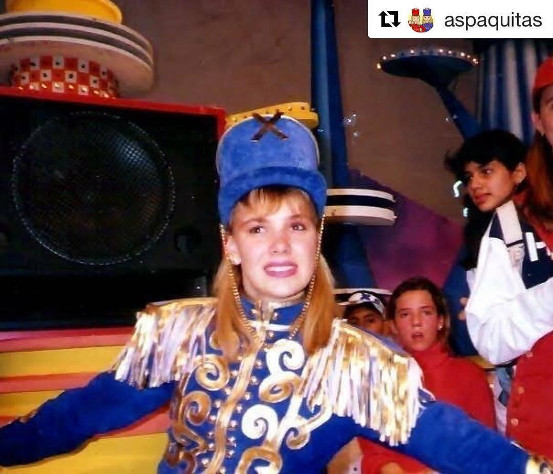 Ana Paula Almeida a ex-paquita que abalou o império de Xuxa. Foto: Reprodução / Instagram
