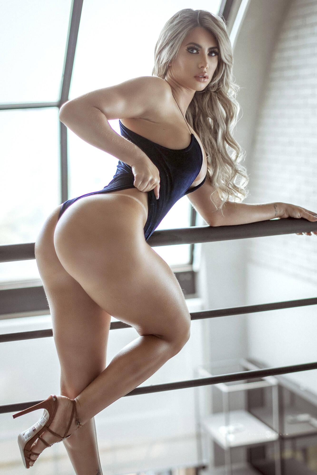 Jessica Arboleya é capa da revista Sexy. Foto: Samuel Melim/M2 Mídia