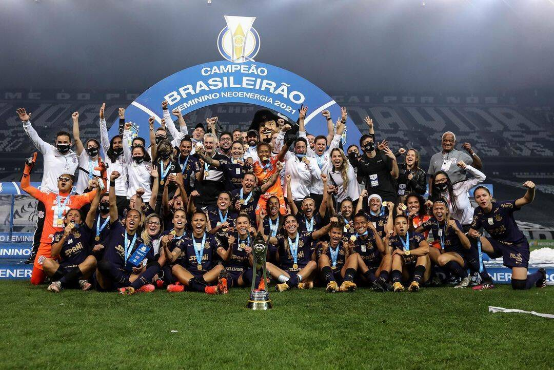 Corinthians. Foto: Instagram