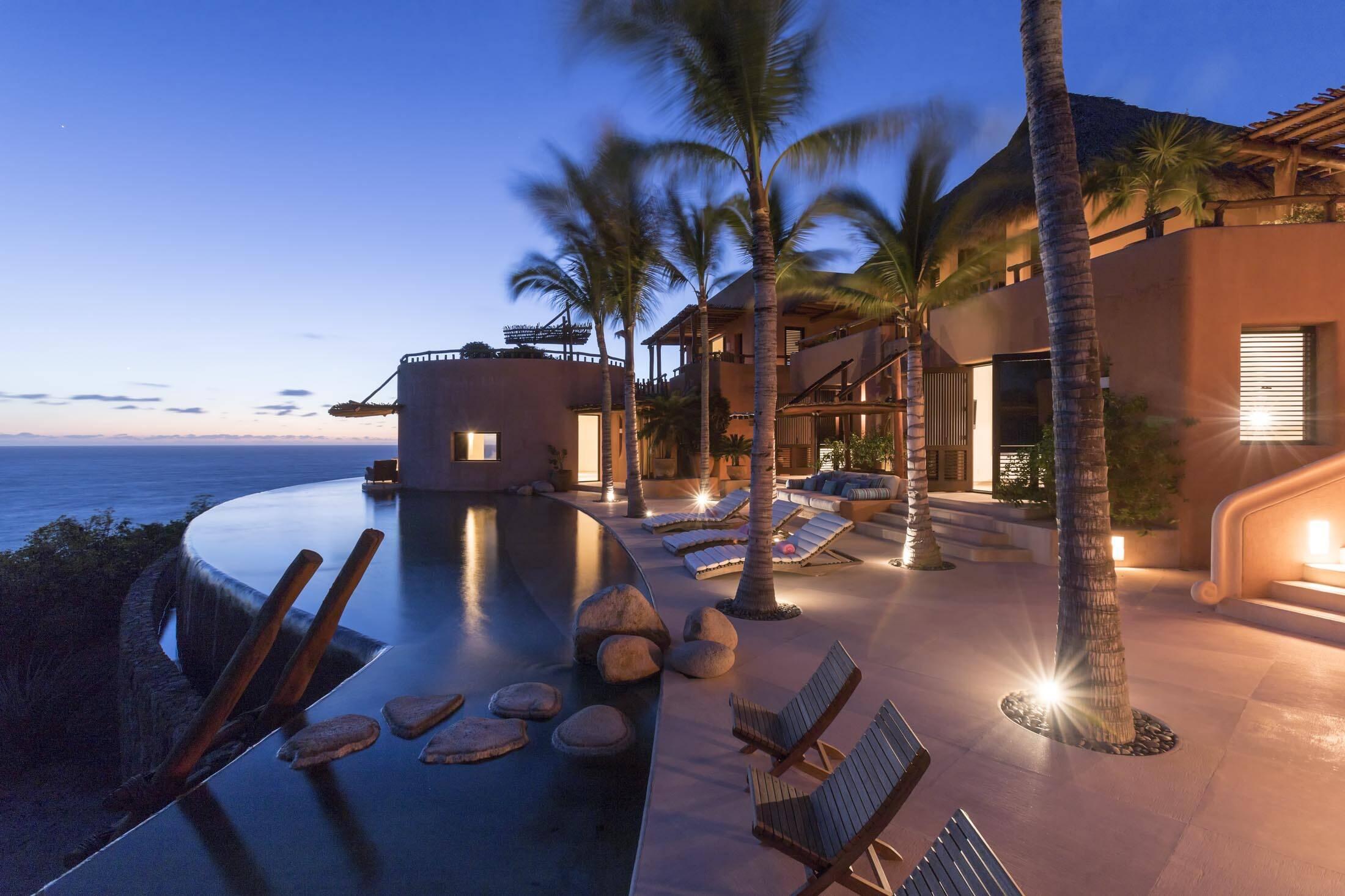 Mansão no México. Foto: Reprodução/Christie's International Real Estate