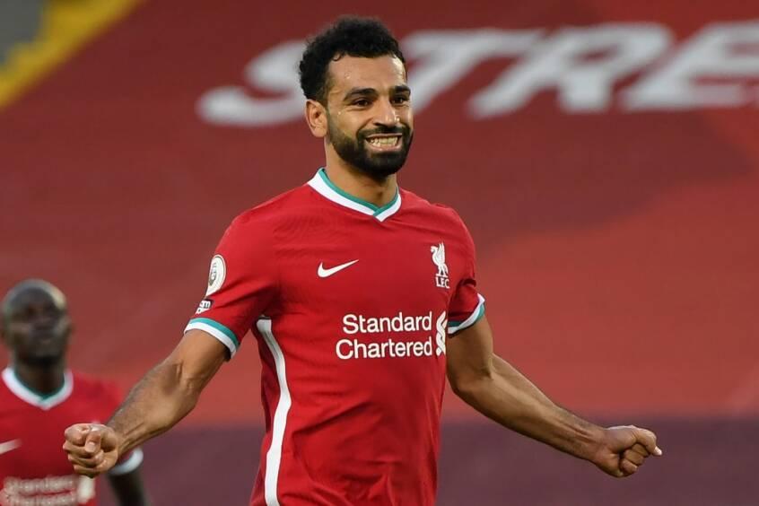 Salah é o sexto (115 milhões de euros). Foto: Lance!