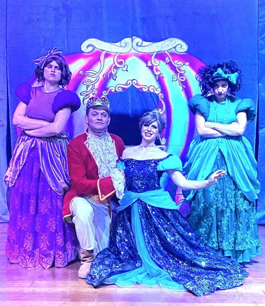 No dia 12, espetáculo Cinderella será montado na praça de alimentação. Foto: Divulgação