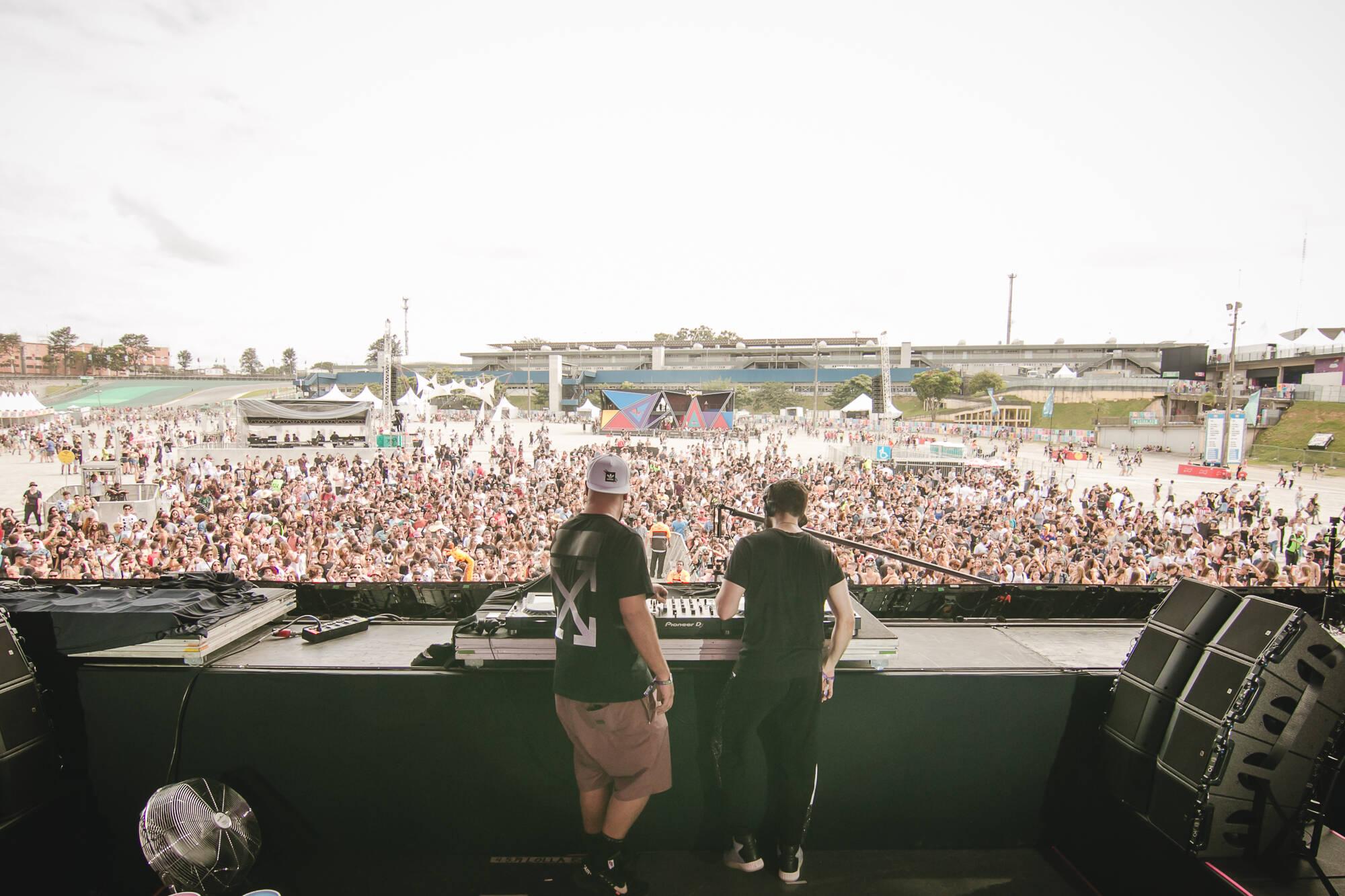 Lollapalooza 2019 - Dashdot. Foto: Divulgação/Lollapalooza
