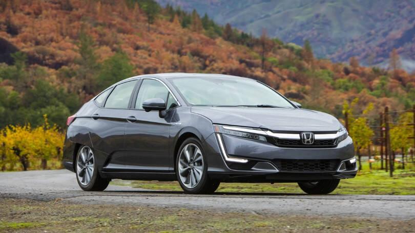Honda Clarity Plug-In. Foto: Divulgação
