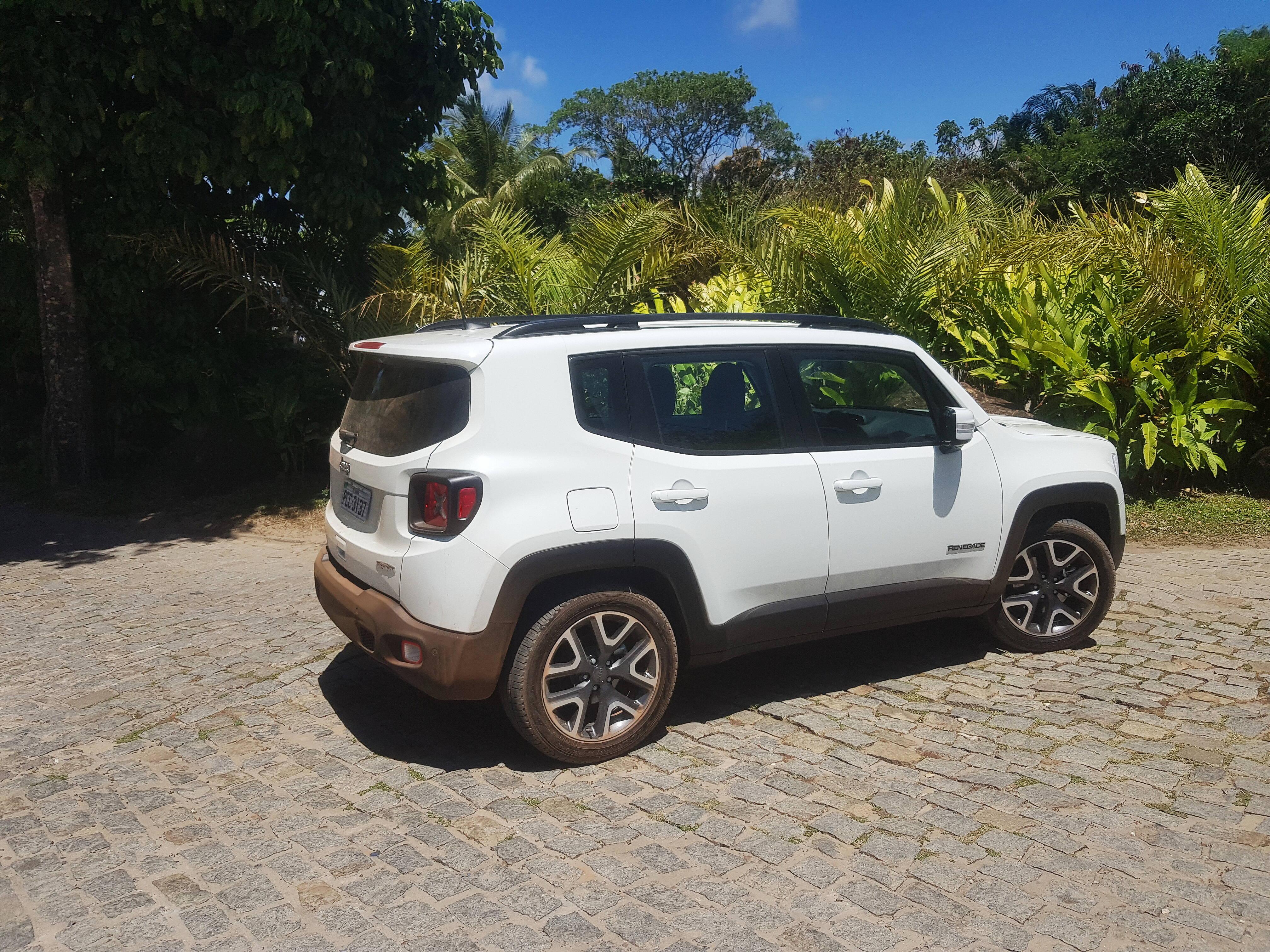 Jeep Renegade 2019. Foto: Cauê Lira/iG Carros