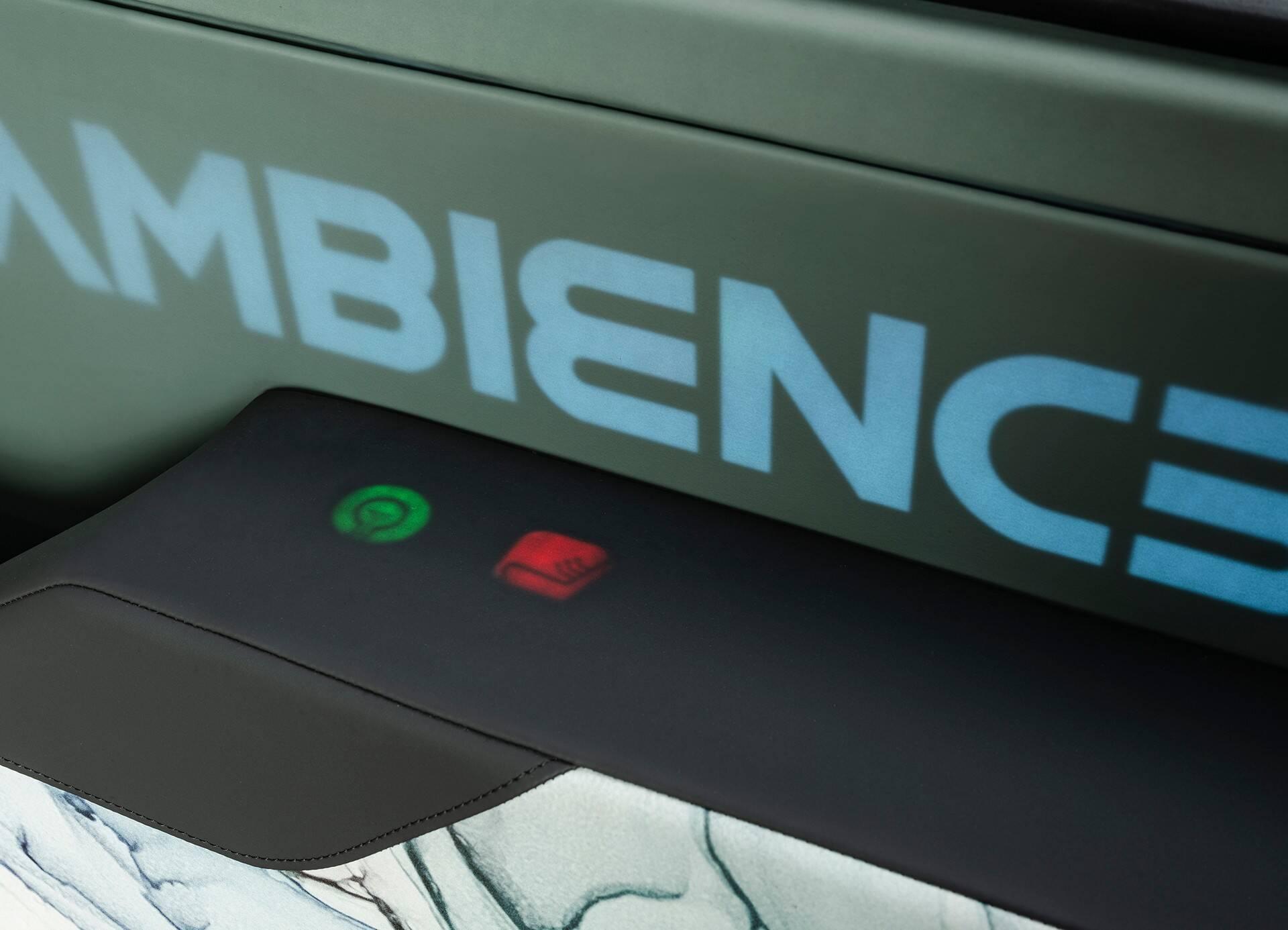 Continental AMBIENC3 - Kombi. Foto: Divulgação
