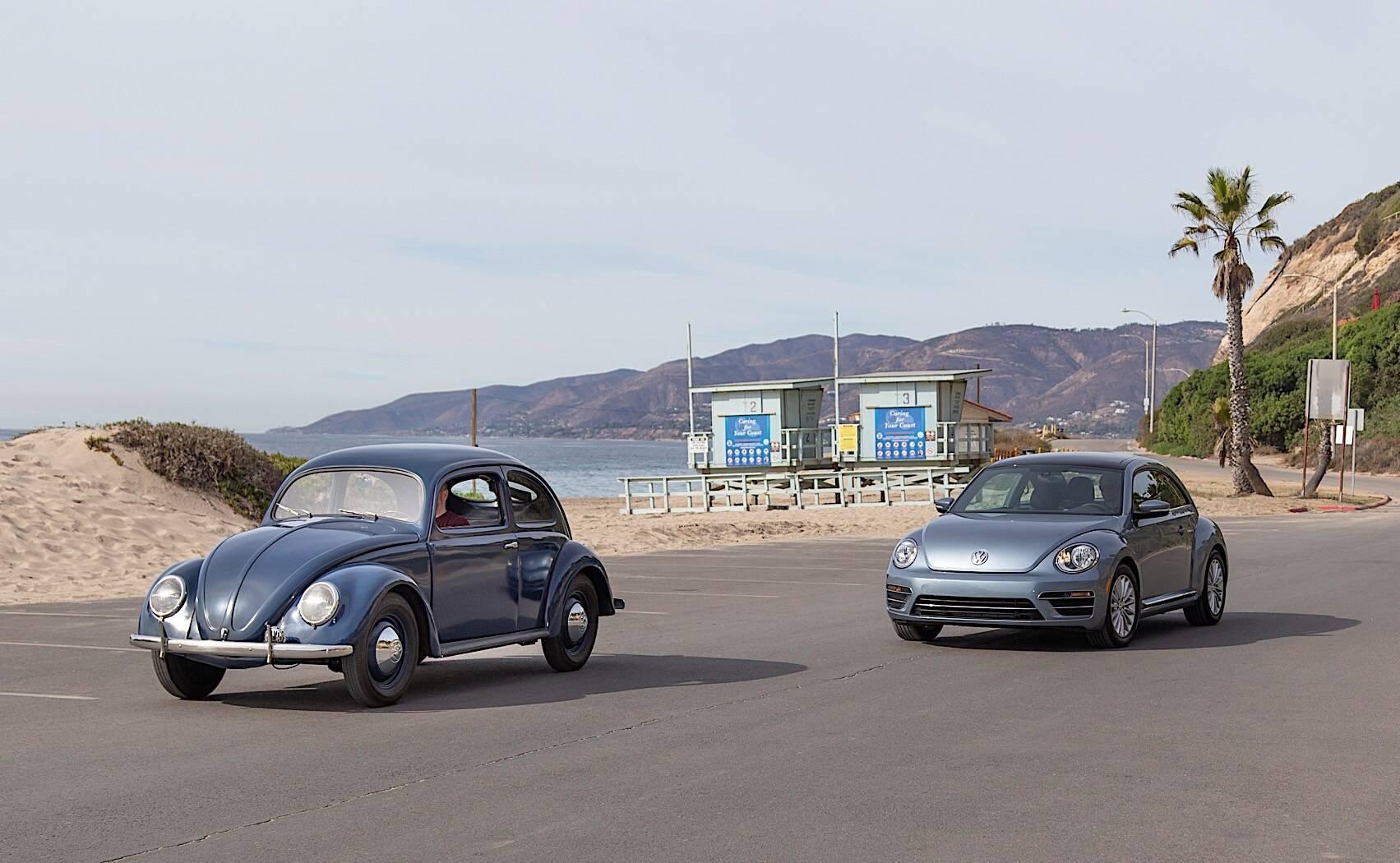 Último VW Fusca. Foto: Divulgação