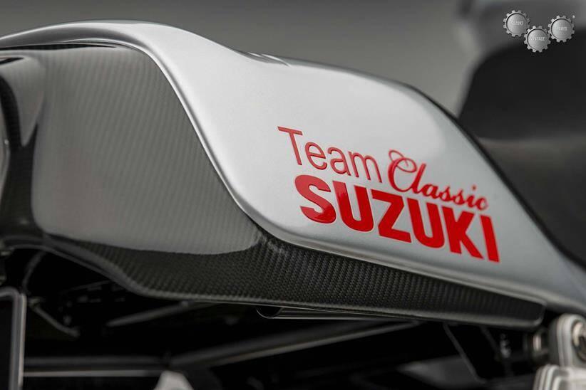 Suzuki Katana. Foto: Divulgação
