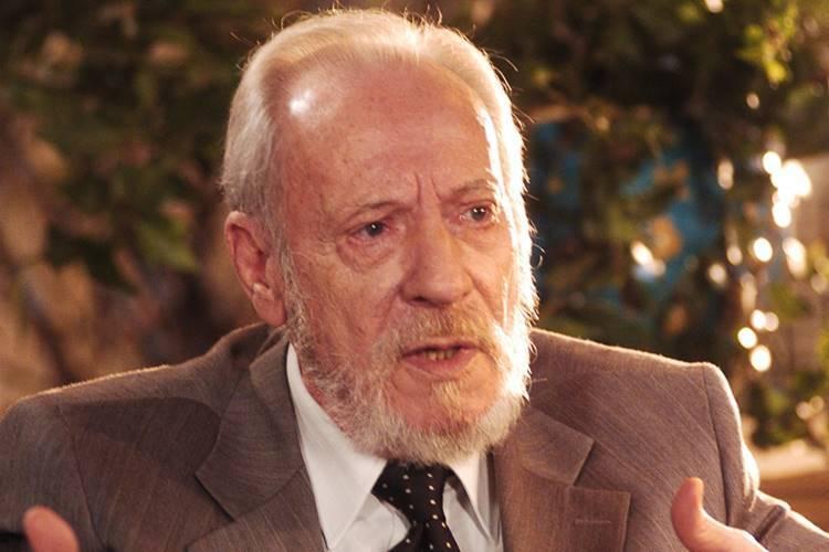 Ator Henrique César morreu aos 84 anos, no dia 09 de janeiro, no Rio de Janeiro, vítima de câncer. Foto: Divulgação