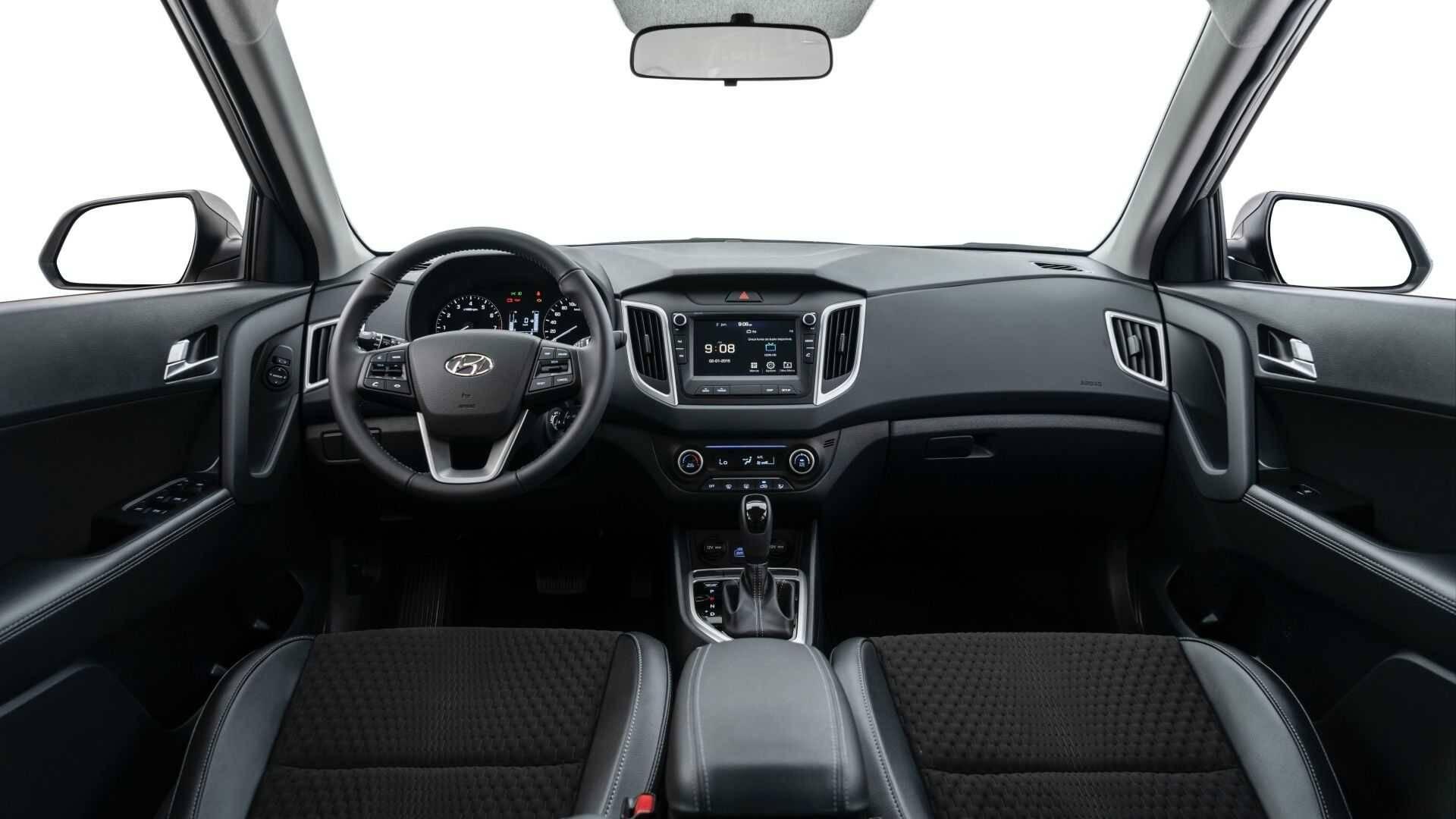 Hyundai Creta Smart Plus. Foto: Divulgação