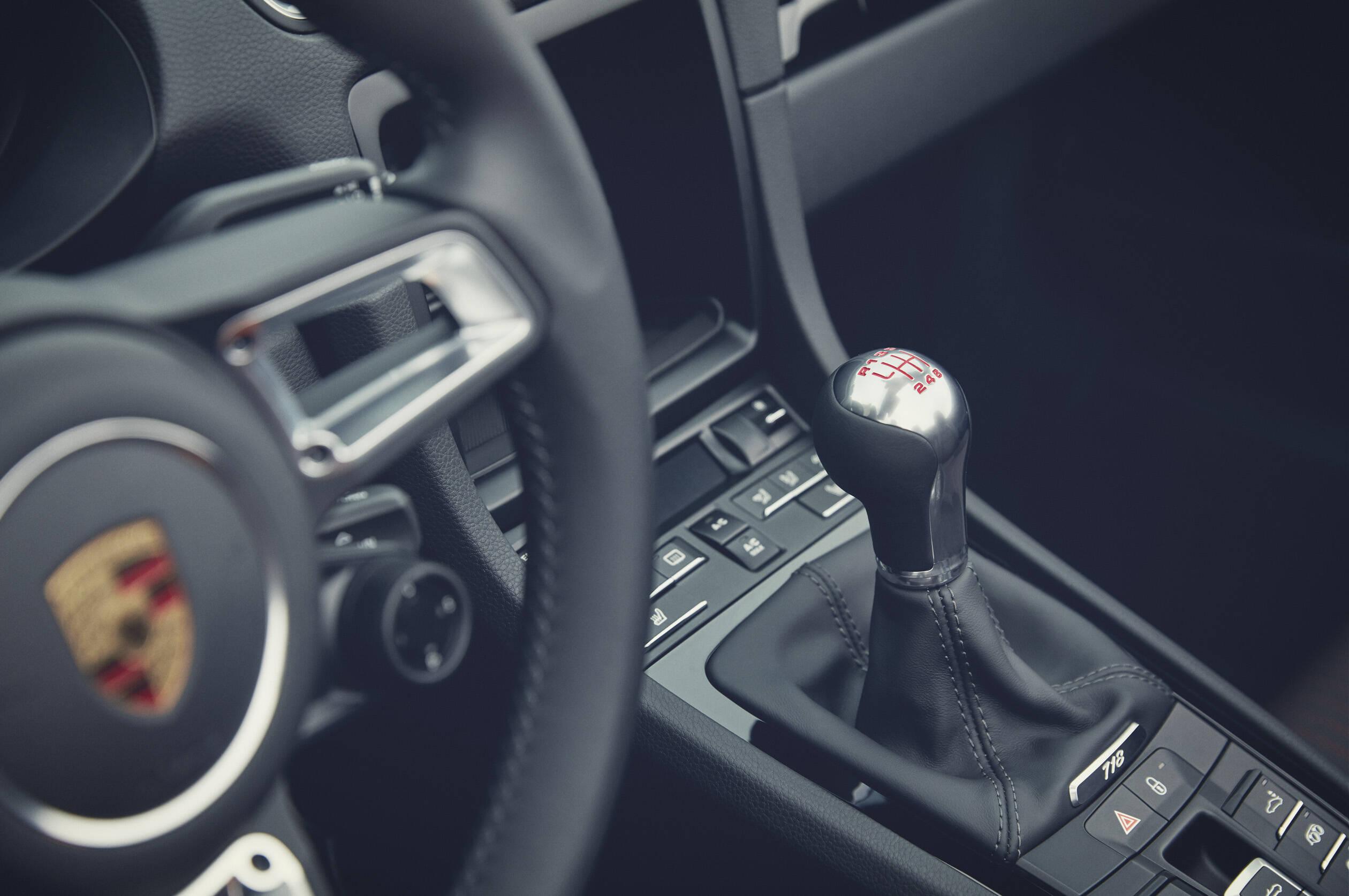 Porsche 718T. Foto: Divulgação