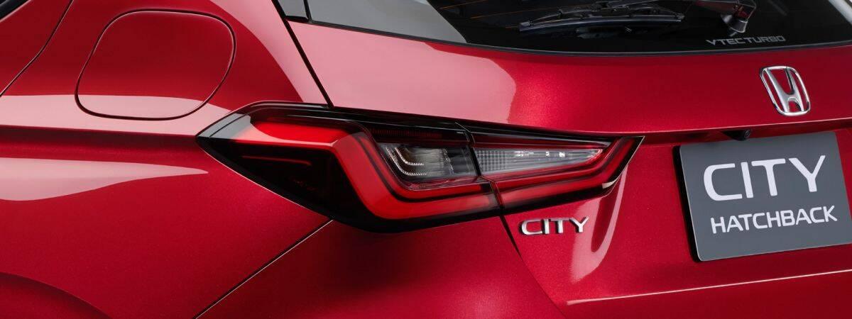 Foto: Honda City hatch