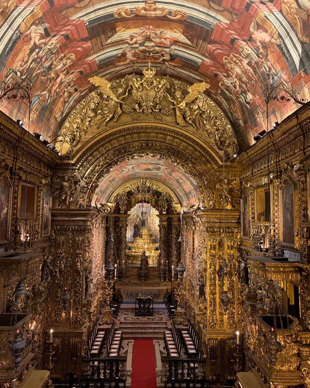 Igreja de São Francisco da Penitência. Foto:  tiovirso