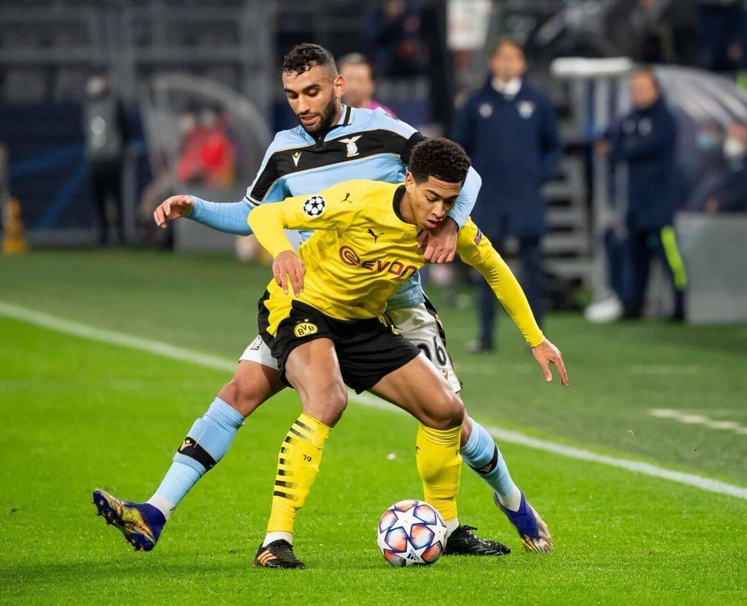 Jude Bellingham chegou na última temporada ao Borussia e vem se destacando aos 17 anos. Foto: Reprodução/Instagram