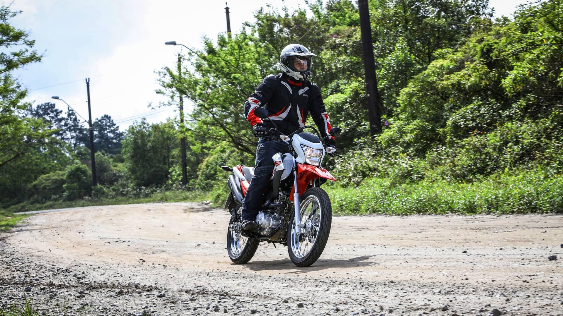 Honda NXR 160 Bros. Foto: Divulgação