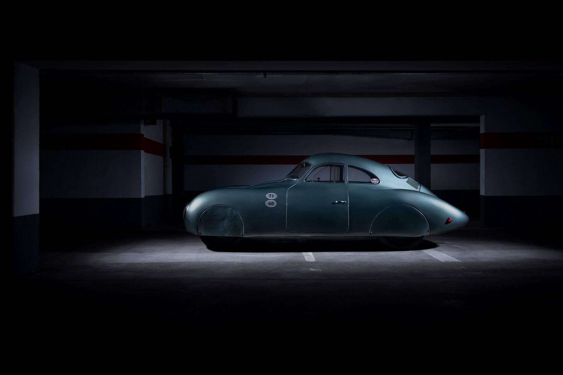 Porsche Type 64. Foto: Divulgação