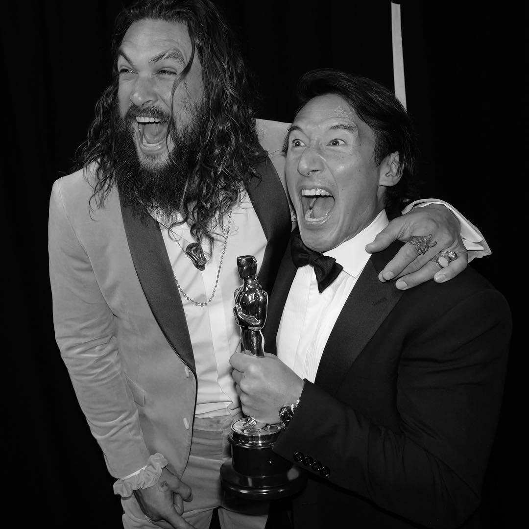 As melhores fotos do Oscar 2019. Foto: Reprodução/Instagram