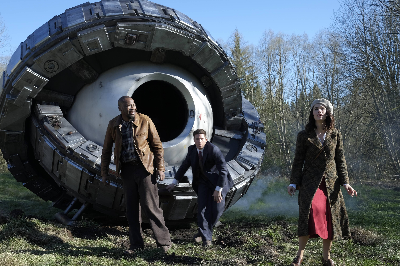 """""""Timeless"""", série sobre viagem ao tempo, estreia no Canal Universal. Foto: Divulgação Canal Universal"""