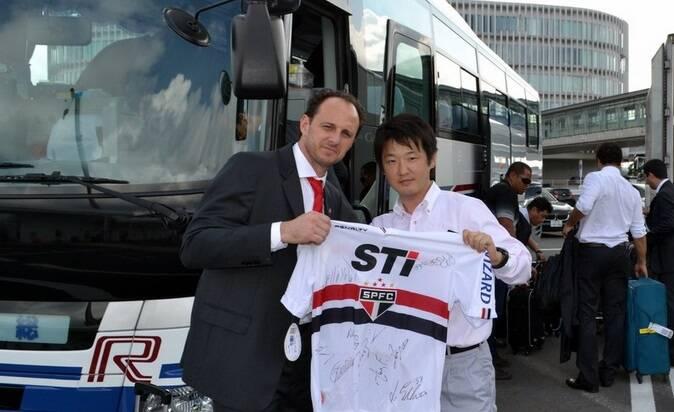 Foto: Site oficial/SPFC