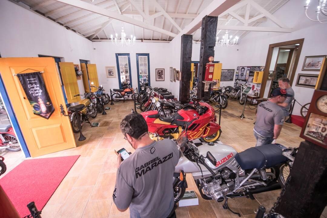 Yamaha Tour Interativo Crosser. Foto: Divulgação