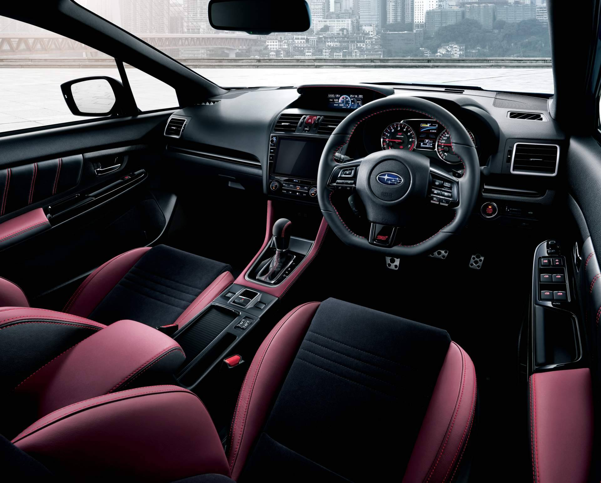 Subaru Impreza WRX STI S4. Foto: Divulgação