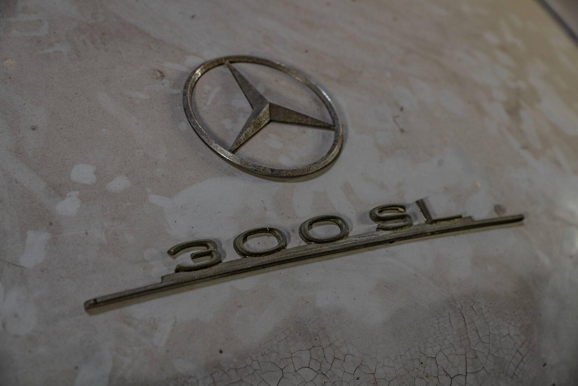 Mercedes-Benz 300 SL 1954. Foto: Reprodução/Carscoops