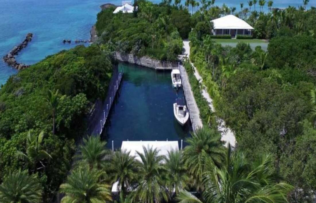Ilha Foots Cay. Foto: Reprodução/Private Islands Inc