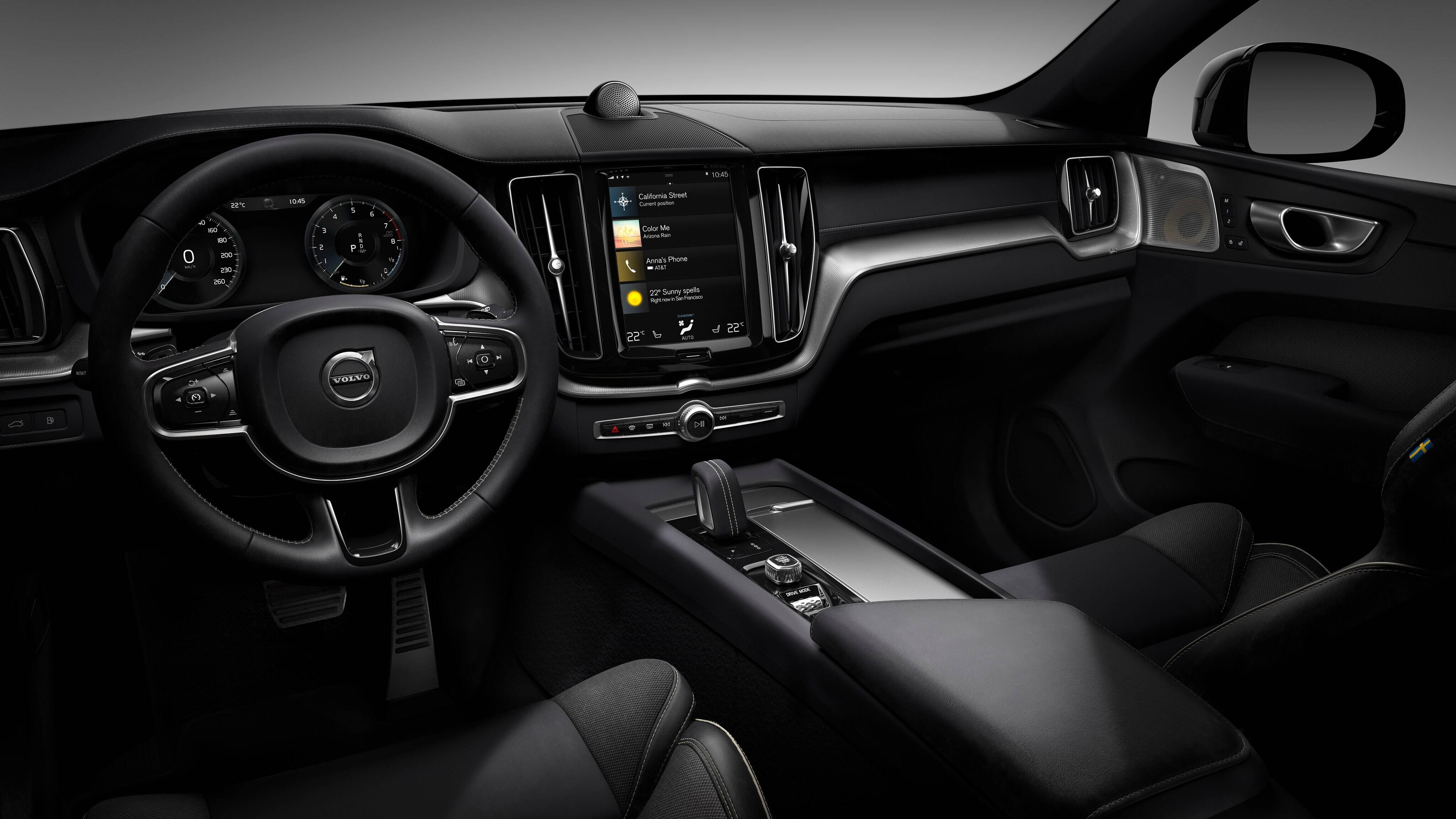 Volvo XC60 Polestar. Foto: Volvo XC60 Polestar