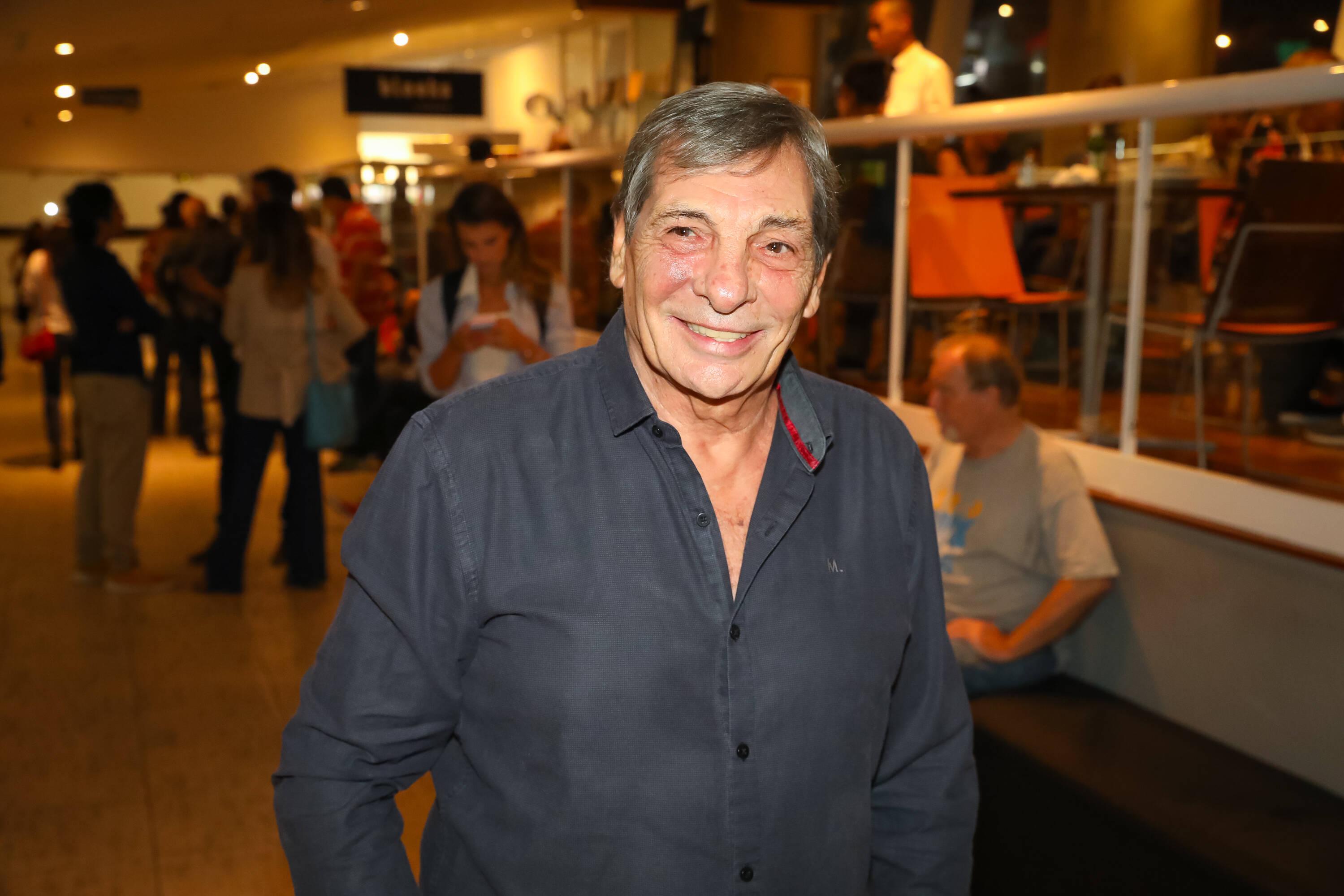 """Jean Bernardini pré-estreia de """"Happy Hour – Verdades e Consequências"""" . Foto: Divulgação/Imovision"""