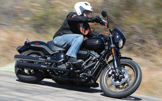Harley-Davidson Low Rider S. Foto: Divulgação