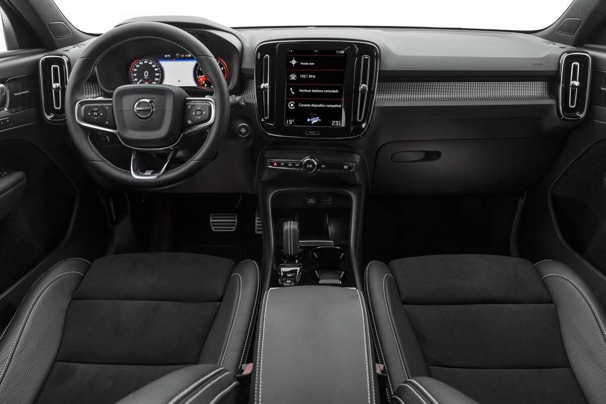 Volvo XC40 Special Edition. Foto: Divulgação