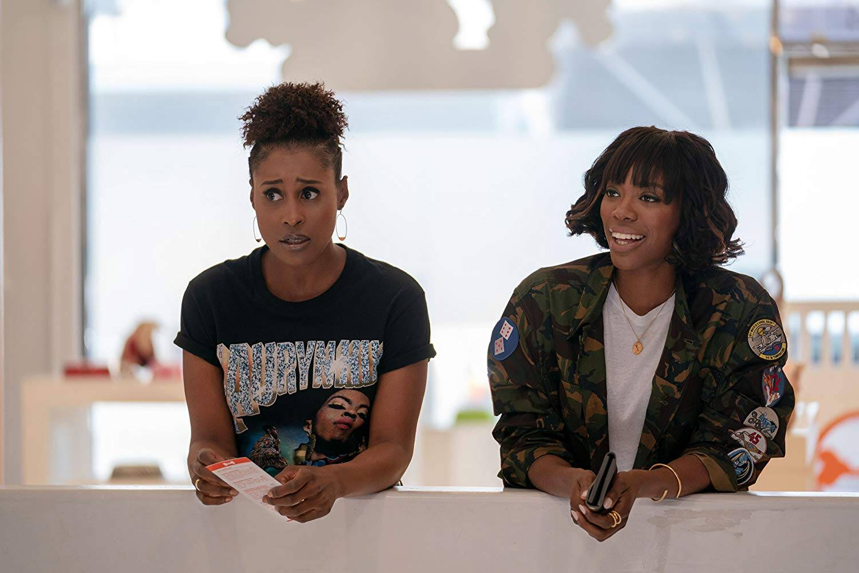 10 - Insecure: A 3ª temporada da comédia da HBO trouxe mais questões contemporâneas com sutileza e inteligência na abordagem de racismo, feminismo e outros. Foto: Divulgação