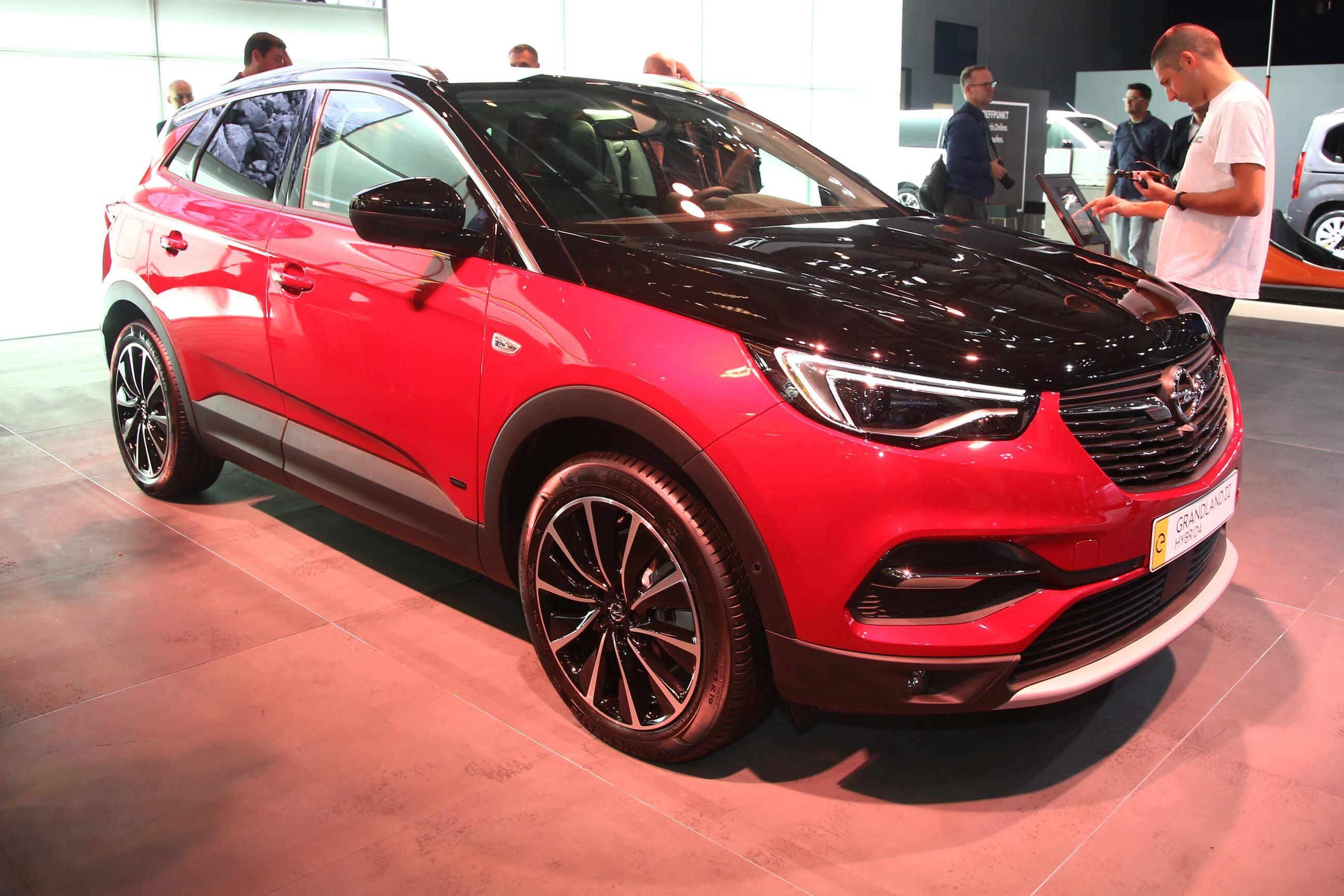 Opel Cross Land X. Foto: Newspress