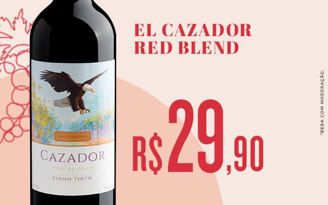 O vinho chileno é feito com várias uvas, que, juntas, criam um líquido equilibrado e consistente. Foto: Divulgação