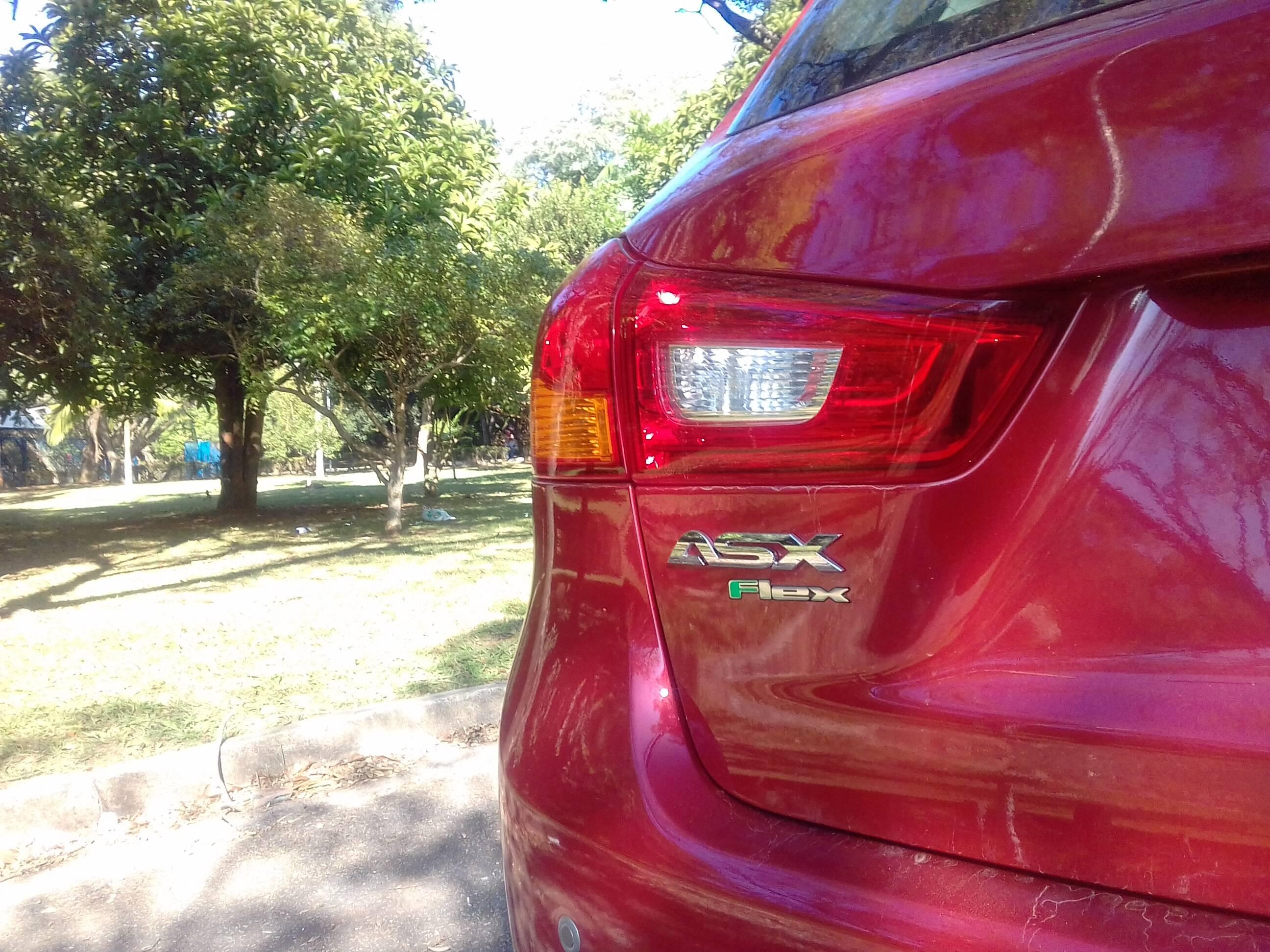 Mitsubishi ASX. Foto: Fabio Bustamante