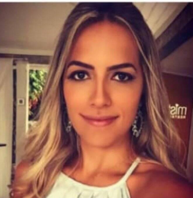 A primeira vítima da tragédia de Brumadinho, em Minas Gerais, foi identificada na manhã de sábado (26). Marcelle Porto Cangussu, 35 anos, era médica e trabalhava na mineradora Vale.. Foto: Reprodução Twitter