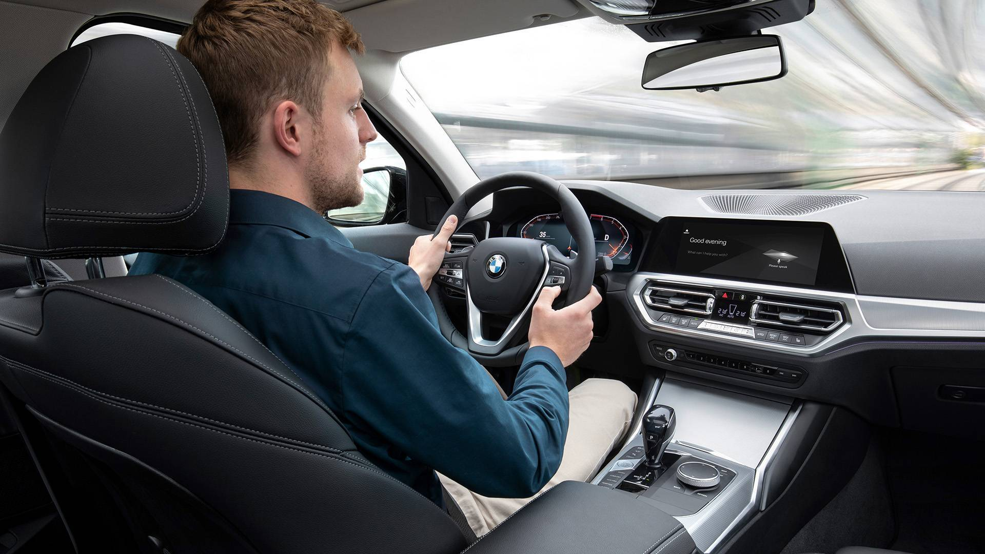 Novo BMW Série 3. Foto: Divulgação