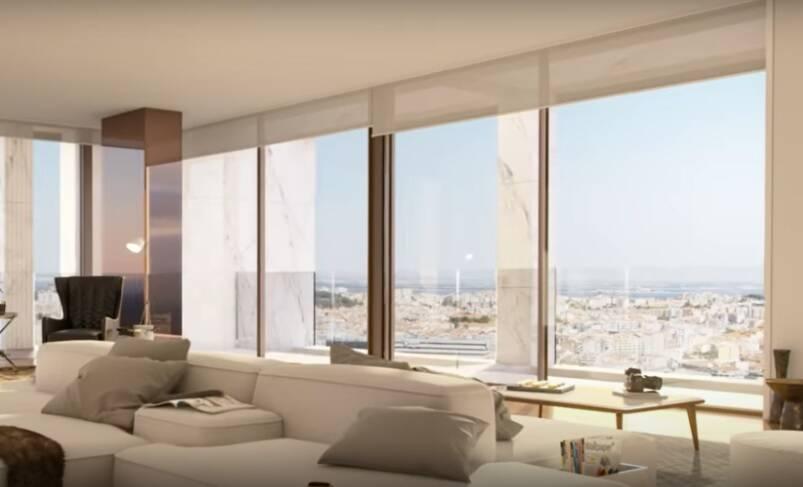 Apartamento - Cristiano Ronaldo. Foto: Arx Portugal / VangProperties