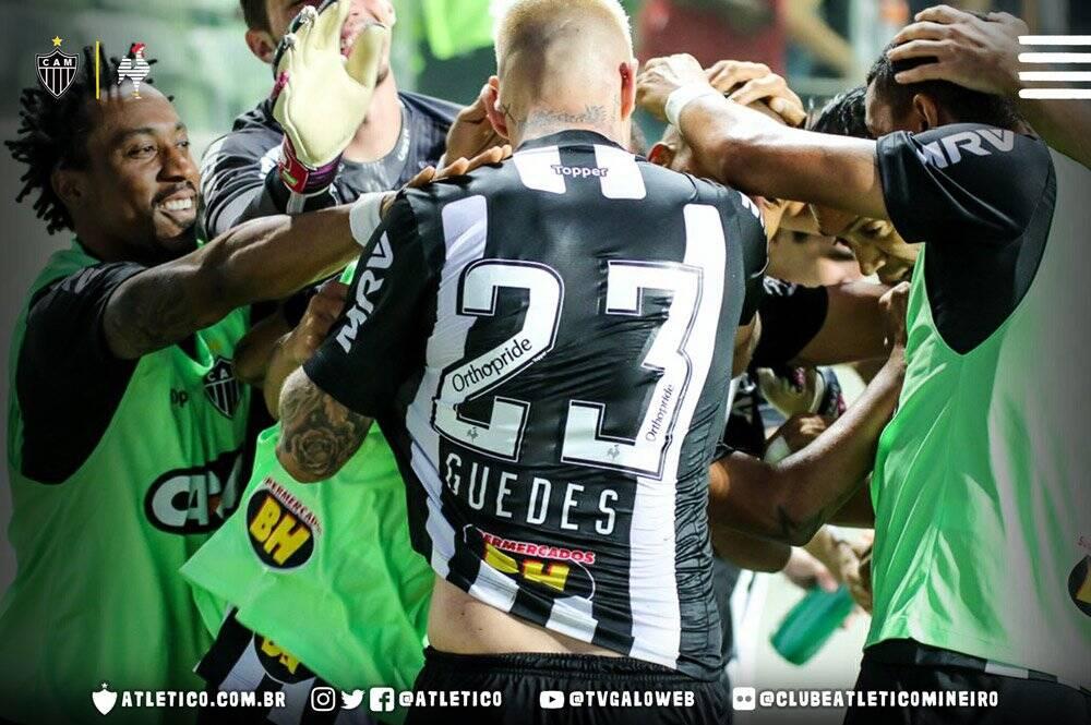 Foto: Reprodução/Twitter/Atlético