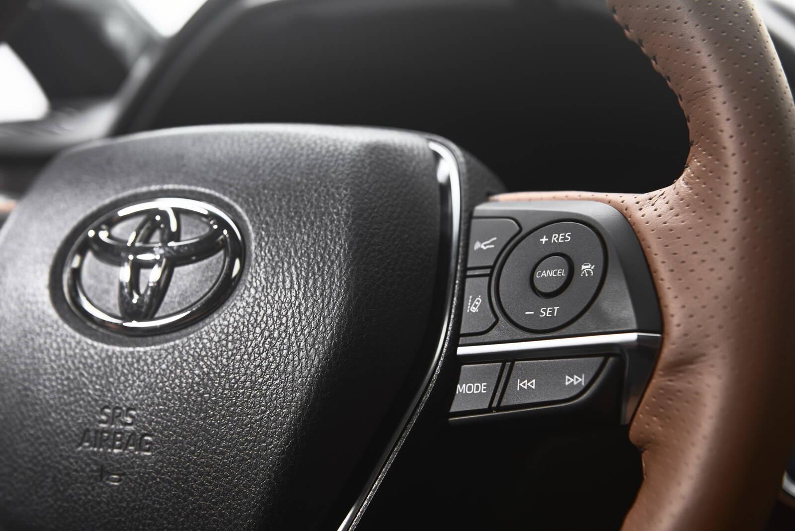 Toyota. Foto: Divulgação