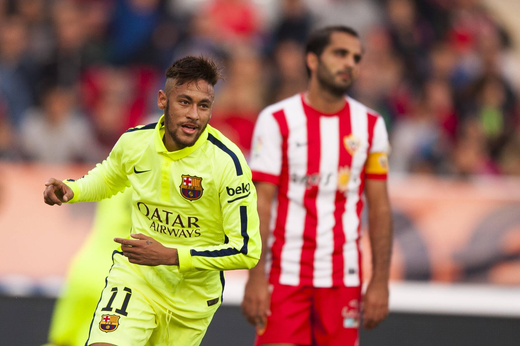 Neymar - revelado pelo Santos em 2008. Foto: Daniel Tejedor/AP