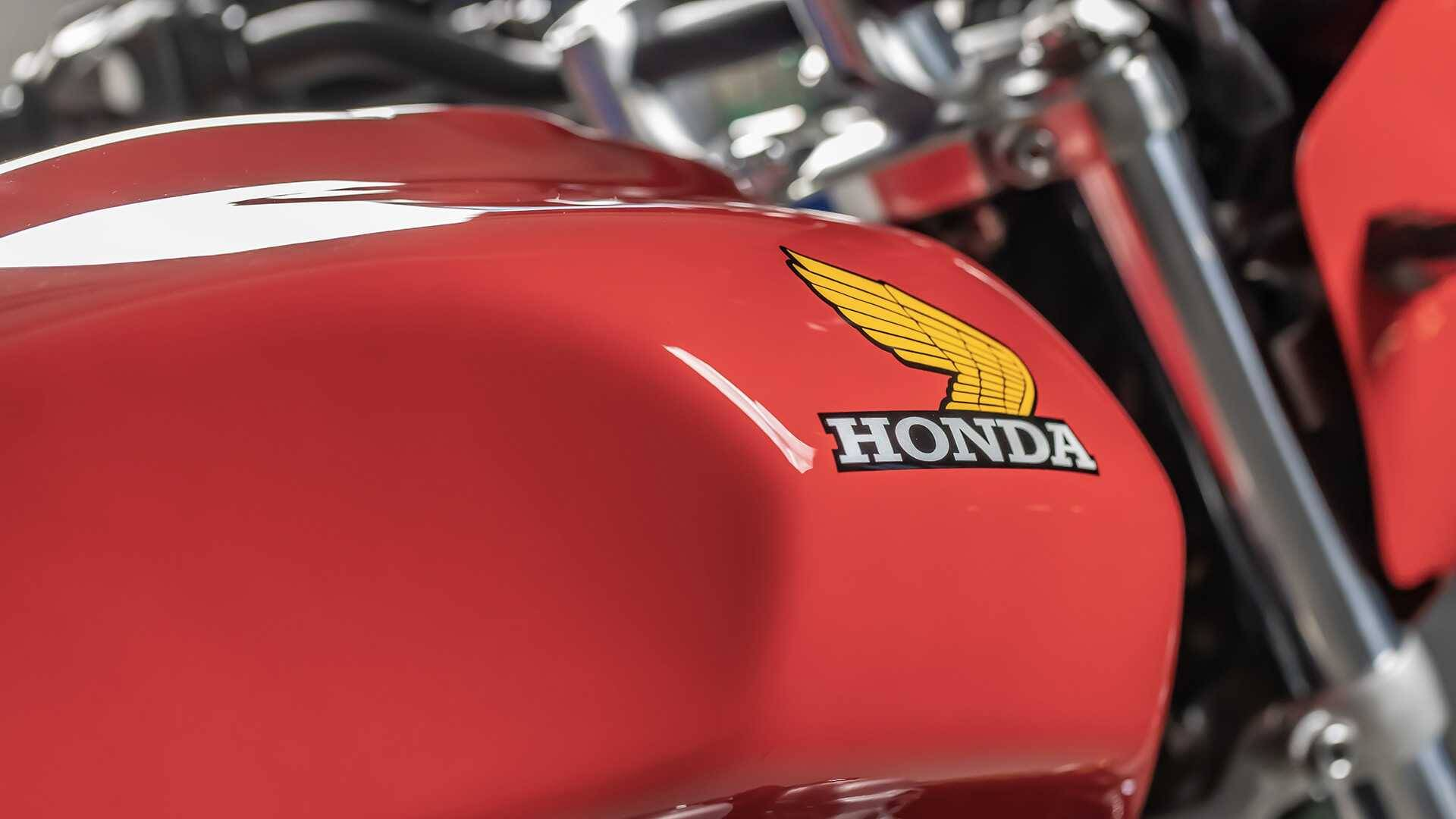 Honda CB1100 RS 5Four. Foto: Divulgação