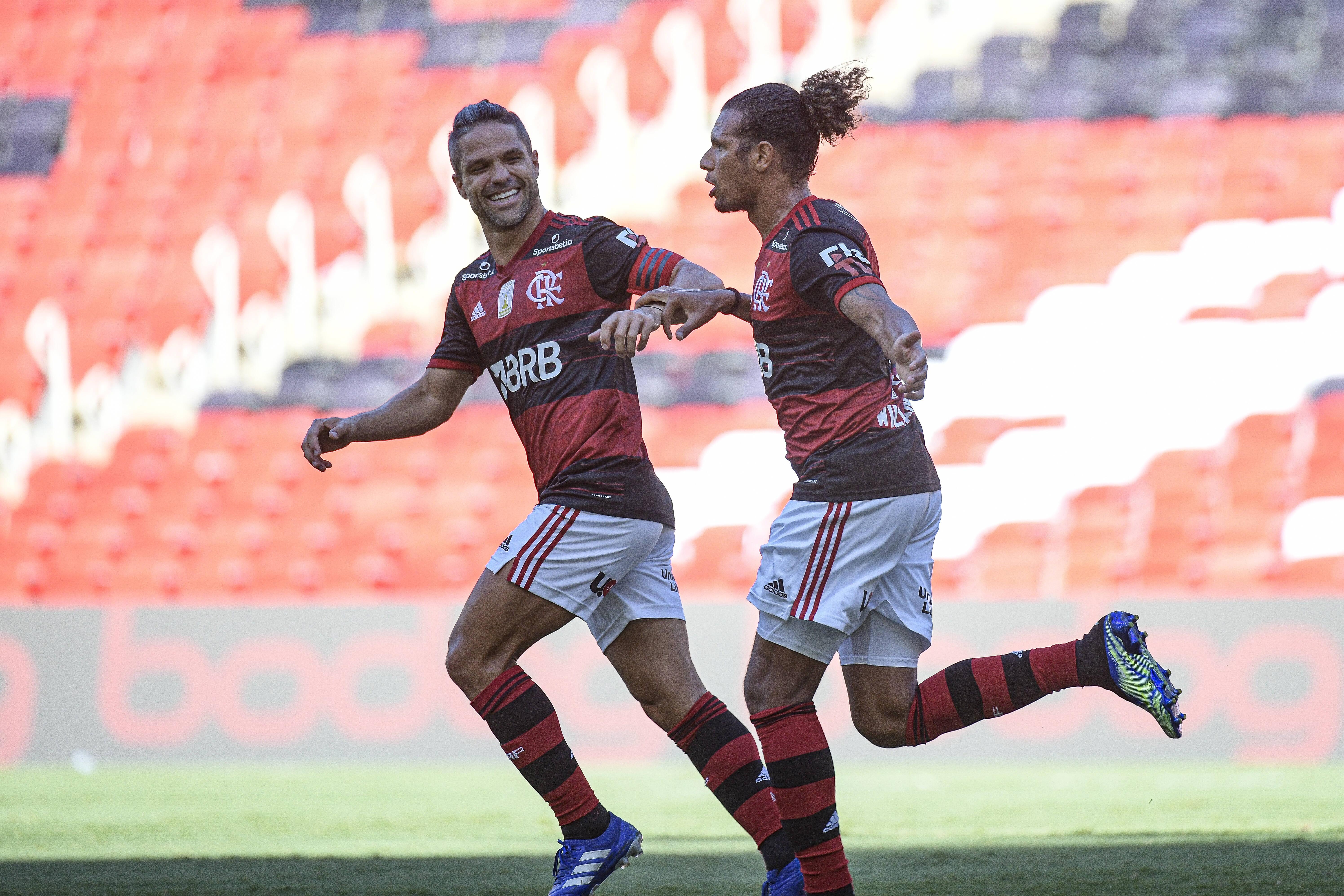 Foto: Reprodução / Flamengo
