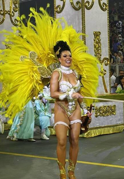 Destaque do carnaval na última sexta (09). Foto: Divulgação
