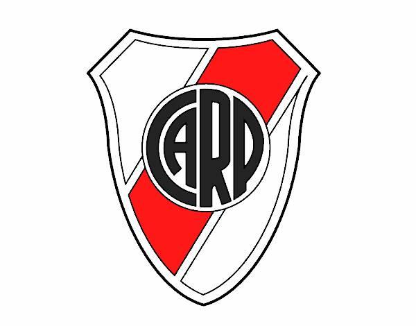 Escudo - River Plate. Foto: Reprodução